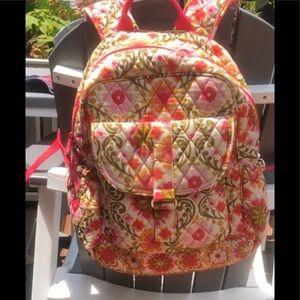 Vera bradley backpack Folkloric